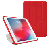 Pipetto Origami TPU iPad mini 2019 hoesje Rood