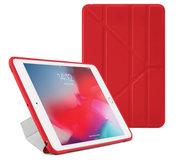 Pipetto Origami TPU iPad mini 2019 hoesje Rood