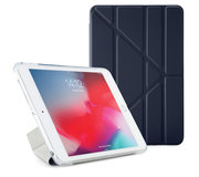 Pipetto Origami TPU iPad mini 2019 hoesje Luxe Navy