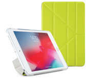 Pipetto Origami TPU iPad mini 2019 hoesje Luxe Geel