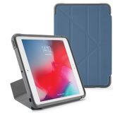 Pipetto Rugged Origami iPad Air 2019 10,5 inch hoesje Navy