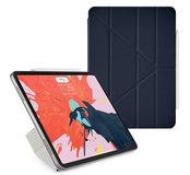 Pipetto Origami Luxe Folio iPad Pro 11 inch hoesje Navy