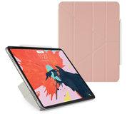 Pipetto Origami Luxe FolioiPad Pro 12,9 inch 2018 hoesje Roze