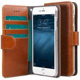 Melkco Wallet iPhone 6/6S hoesje Bruin