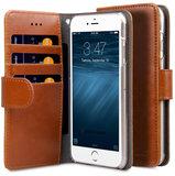 Melkco Wallet iPhone SE 2020 / 8 hoesje Bruin