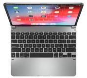 Brydge Pro Keyboard iPad Pro 12,9 inch hoesje Zilver