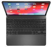 Brydge Pro Keyboard iPad Pro 12,9 inch hoesje Grijs
