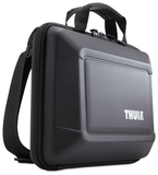 Thule Gauntlet MacBook Pro 15 inch Attache schoudertas Zwart