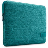 Case Logic Reflect MacBook 13 inch USB-C sleeve Groen