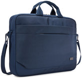 Case Logic Advantage 15 inch schoudertas Blauw