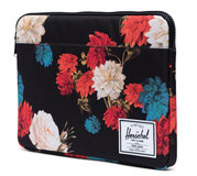 Herschel Anchor MacBook 13 inch USB-C sleeve Vintage Floral