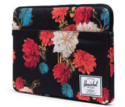 Herschel Anchor MacBook Pro 16 / 15 inch sleeve Vintage Floral