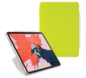 Pipetto Origami Luxe Folio iPad Pro 11 inch hoesje Geel
