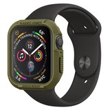 Spigen Rugged Armor Watch 44 mm hoesje Groen