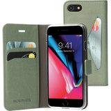 Mobiparts Classic Wallet iPhone SE 2020 /8 hoesje Groen