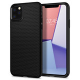 Spigen Liquid Air iPhone 11 Pro hoesje Zwart