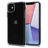 Spigen Liquid Crystal iPhone 11 hoesje Space Crystal