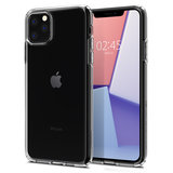 Spigen Liquid Crystal iPhone 11 Pro Max hoes Doorzichtig