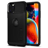 Spigen Slim Armor iPhone 11 Pro Max hoes Zwart