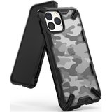 Ringke Fusion iPhone 11 Pro hoesje Camo Zwart