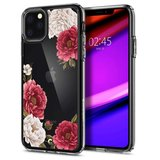 Spigen Ciel iPhone 11 Pro hoesje Red Floral