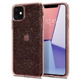 Spigen Liquid Crystal iPhone 11 hoesje Glitter Roze