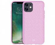 Xqisit Eco Flex milieuvriendelijk iPhone 11 hoesje Roze