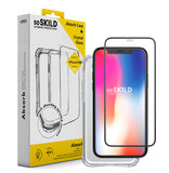 SoSkild Absorb iPhone 11 Pro hoesje + screenprotector kit Doorzichtig