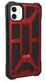 UAG Monarch iPhone 11 hoesje Rood