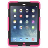 Griffin Survivor Extreme Duty case iPad Air Pink
