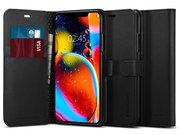 Spigen Wallet S iPhone 11 Pro hoesje Zwart