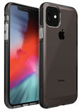 LAUT Fluro Crystal iPhone 11 hoesje Zwart