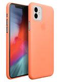 LAUT SlimSkin iPhone 11 hoesje Roze