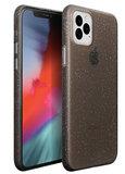 LAUT SlimSkin iPhone 11 Pro Max hoes Zwart Sparkle