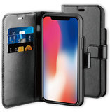 BeHello Gel Wallet iPhone 11 hoesje Zwart