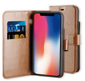 BeHello Gel Wallet iPhone 11 hoesje Bruin