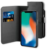 BeHello 2 in 1 Wallet iPhone 11 Pro hoesje Zwart