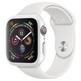 Spigen Thin Fit Apple Watch 44 mm hoesje Wit
