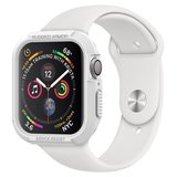 Spigen Rugged Armor Apple Watch 40 mm hoesje Wit