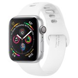 Spigen Air Fit Apple Watch 44 mm bandje Wit