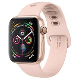 Spigen Air Fit Apple Watch 44 mm bandje Roze