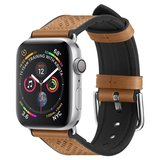 Spigen Retro Fit Apple Watch 40 mm bandje Bruin