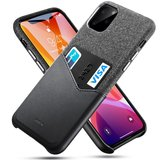ESR Metro Wallet iPhone 11 Pro Max hoes Zwart