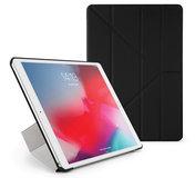Pipetto Origami iPad 2019 10,2 inch hoesje Zwart
