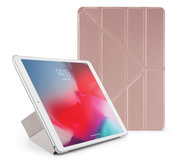 Pipetto Origami iPad 2019 10,2 inch hoesje Rose Gold