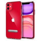 Spigen Ultra Hybrid S iPhone 11 hoesje Doorzichtig