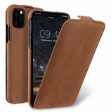 Melkco Leather Jacka iPhone 11 Pro hoesje Bruin