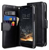 Melkco Wallet iPhone 11 Pro Max hoes Zwart