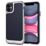 Spigen Neo Hybrid iPhone 11 hoesje Zilver