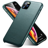 ESR Metro Leather iPhone 11 Pro Max hoes Groen